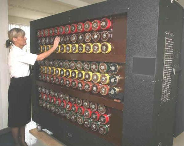 The Replica Bombe